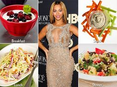 It's all about teamwork! And that's why Beyoncé and husband Jay-Z embarked together on a 22-day vegan challenge by cutting out all animal products with the help of trainer and nutritionist Marco Borges and his 22 Days Nutrition Program. http://www.people.com/people/package/gallery/0,,20332412_20765983,00.html#30065006