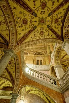 Hungary - Budapest - Hungarian State Opera House Interior | Flickr
