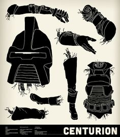 Decommissioned: Centurion  Art Print