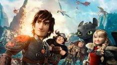Official Site of DreamWorks Animation. For 25 years, DreamWorks Animation has considered itself and its characters part of your family. Kid Movies, Cartoon Movies, Disney Movies, Movies 2014, 2 Movie, Beau Film, Dreamworks Dragons, Dreamworks Animation, Dragons 3