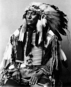 Hollow Horn Bear, Sioux
