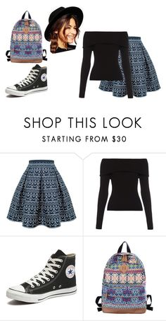 """Untitled #120"" by hayley-is-here ❤ liked on Polyvore featuring Rumour London, A.L.C., Converse, ASOS, women's clothing, women's fashion, women, female, woman and misses"