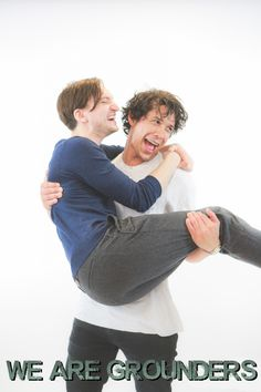 Richard Harmon & Bob Morley why is there more than one of these
