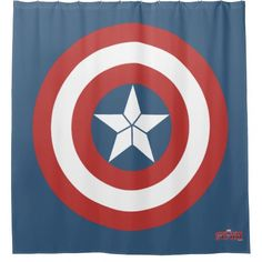 Pinterest the world s catalog of ideas - Captain america curtains ...