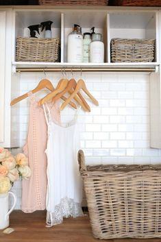 5 tips for refreshing your laundry room - French Country Cottage