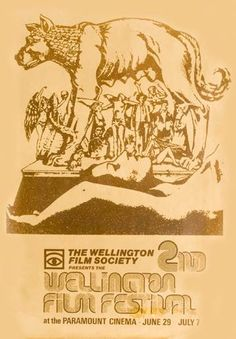 1973 #nziff New Zealand International Film Festival