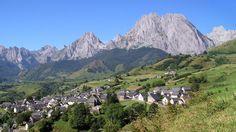 Patrimoine : sites à visiter en Vallée d'Aspe Le cirque de Lescun
