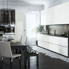... kitchen - keuken  Pinterest  Kitchenettes, Kitchenette Ikea and Ikea