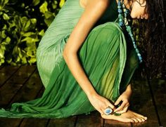 love this green , make of me a Dreamer