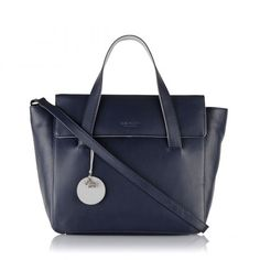 Radley Kew Medium Grab Bag in Navy 2015