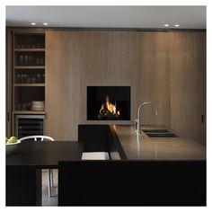 """De Puydt - Kitchen Fireplace"""