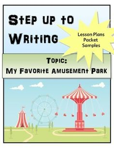 This Step up to Writing packet includes: - Lesson Plans - Step up to Writing Packet for students - Samples - Optional steps - Writer's Workshop Tips Great for Common Core!!! The Step up to Writing Packet for students includes a class practice T-chart, independent T-chart, rough draft page, and final copy page. Teacher lesson plans include lesson by lesson instructions on how to use the packet in the classroom with your students.