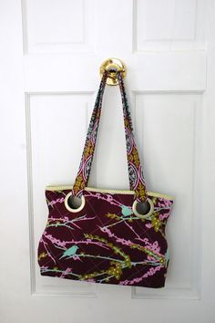 The Tulip Tote from Sew Serendipity Book (Inspiration)