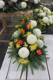 Podobny obraz Tropical Flower Arrangements, Tropical Flowers, Casket Sprays, Floral Wreath, Wreaths, Plants, Decor, Floral Arrangements, Flower Arrangements