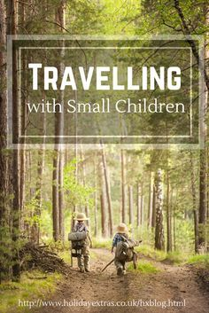 Want tips on travelling with small children? From food to childcare to breastfeeding, we have you covered!