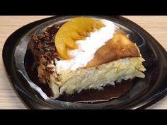 Rakott túrós metélt (házi édesség) - YouTube Baking, Youtube, Food, Bakken, Essen, Meals, Backen, Youtubers, Yemek