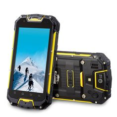 Snopow M8 M8S M9 IP68 rugged Waterproof phone Android PTT two way Radio mobile