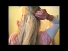 hair ideas - video how to