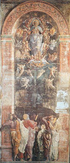 """senza dedica: Gli Apostoli mancanti: l'""""Assunzione della Vergine..."""