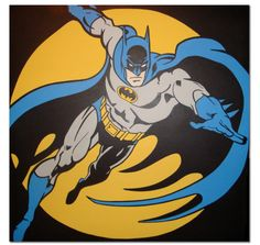 I need this for my next birthday. A 36 X 36 Painting - Batman Canvas Art - Trending Batman Canvas Art - I need this for my next birthday. A 36 X 36 Painting Batman Painting, Batman Artwork, Superhero Pop Art, Batman Pop Art, Comic Books Art, Comic Art, I Am Batman, Joker Batman, Scarecrow Batman