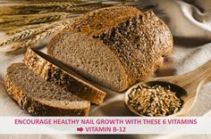 Encourage healthy nail growth with these 6 vitamins - Vitamin B-12 is another element of healthy nail growth. Many products such as whole grain cereal and whole grain bread are fortified with vitamin B-12. Eggs, fish, poultry and beef are also great sources of vitamin B-12... Continue reading: http://www.urbanewomen.com/encourage-healthy-nail-growth-with-these-6-vitamins.html