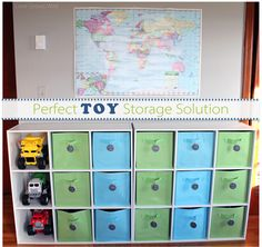 Perfect Toy Storage Solutions