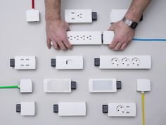 Build your own power strip in a snap with YOUMO.