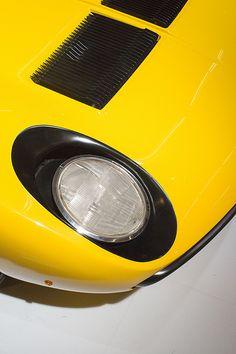 Lamborghini Miura SP400 SV Techno Classica 2013