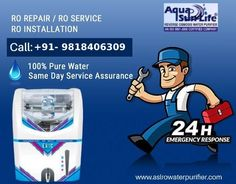 Get RO Service in Gurgaon, We are the professionals to reach. ASL Enterprises is the one where your search for a reliable RO Service Center In Gurgaon / Gurugram will end. We offer a wide range of water purifiers of different brands and services related to the same. 📲: +91- 9818406309 🌐: www.aslrowaterpurifier.com 📧: aslenterprises35@gmail.com #ROService #WaterPurifierService #ROAMC #ROInstallation Kent Ro Water Purifier, Ro Purifier, Importance Of Water, Aquafresh, Reverse Osmosis Water, Website Design Company, Emergency Response, Drinking Water, Pure Products