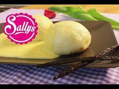 Lockere Dampfnudeln mit knuspriger Salzkruste. Hier bekommt ihr die gelingsichere Anleitung und das Rezept. http://www.sallys-blog.de MEINE PRODUKTE: http://...