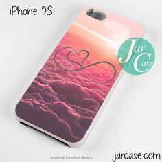 Infinity Love Sky Phone case for iPhone 4/4s/5/5c/5s/6/6 plus