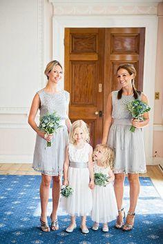 Wedding Dress by Britta Kjerkegaard of The Couture Gallery