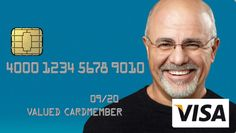 What? Visa Offers New Dave Ramsey Credit Card With Credit Limit Of Zero