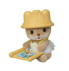 Find many great new & used options and get the best deals for Sylvanian Families BABY EXPLORERS SERIES SQUIRREL Calico Critters at the best online prices at eBay! Free shipping for many products! Cute Stuffed Animals, Cute Animals, Calico Critters Families, Chocolate Rabbit, Phone Themes, Sylvanian Families, All Things Cute, Cute Icons, Little Babies