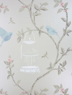 Birdcage Walk/Osborne & Little Nina Campbell - Dining room