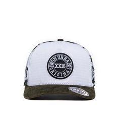 Boné Urban Army - Aba Curva | Use WON Pra quem gosta de um look mais sóbrio, este é o CAP! Com inspiração no estilo selva de pedra o boné aba reta URBAN foi feito pro seu look! Compre Agora Especificações