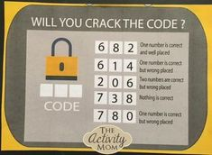 The Activity Mother - Make Your Own Escape Room Challenge For Children - The Activity . - The Activity Mother – Make Your Own Escape Room Challenge For Children – The Activity … - Room Escape Games, Escape Room Diy, Escape Room For Kids, Escape Room Puzzles, Kids Room, Escape Space, Mystery Escape Room, Escape Puzzle, Escape Box