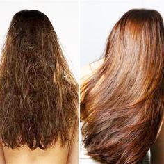 Tratamiento con papel de aluminio, la salvación para cabellos extremadamente maltratados - Mujer Chic