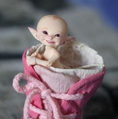 Fairy doll, adorable