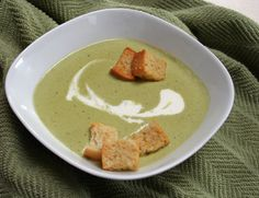 Cream of Asparagus Soup   Savoring Today
