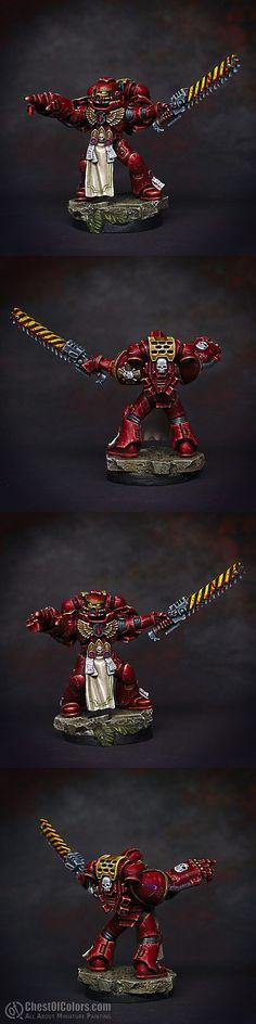 Blood Angels Commander #2