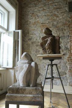Sculpture by Andriy Voznicki