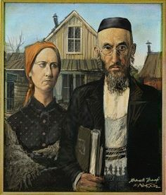 1000 Images About American Gothic Parodies On Pinterest