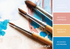 101 Color Combinations to Inspire Your Next Design – Watercolor Palette