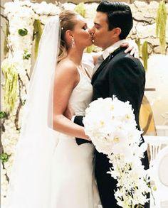 Jaime Camil (Jane the Virgin) and Heidi Balvanera's wedding: the photos | Novels Radar