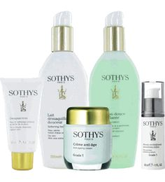 Sothy's Products-  They use these products @ Pinehurst Spa and I love them!