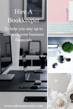 Starting a business? Get bookkeeping tips, business consulting, accounting tips, business finances, budgeting. Homebased businesses need bookkeepers to help with bookkeeping organization, financial tips. Get your books set up. Small Business Bookkeeping, Bookkeeping Services, Virtual Assistant Services, Financial Tips, Home Based Business, Starting A Business, Money Tips, Accounting, Budgeting