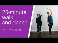 25 minute Walk and Dance Workout for Seniors, Beginner Exercisers - YouTube Workout Videos, Exercise Videos, Exercise Workouts, Daily Exercise, Exercise Routines, 30 Minute Cardio Workout, Stretching For Seniors, Plus Size Workout, Self Care Activities