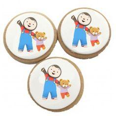 Biscuits d'anniversaire enfant - Gâteau Création