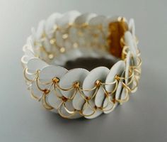 bracelet and necklace by ralph backer (works and lives in rotterdam, netherlands)
